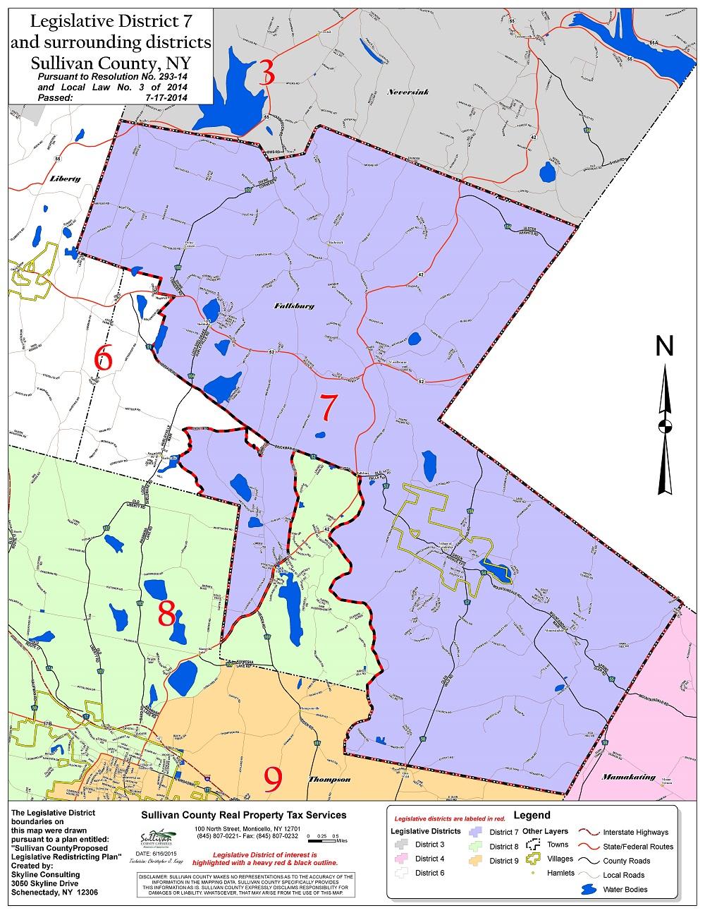 District 7 | Sullivan County NY