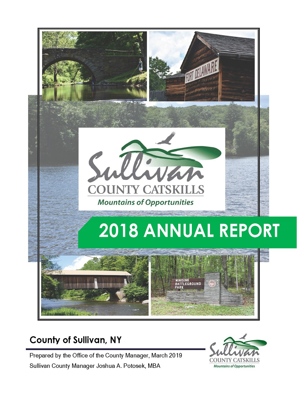 2018 Sullivan County Annual Report