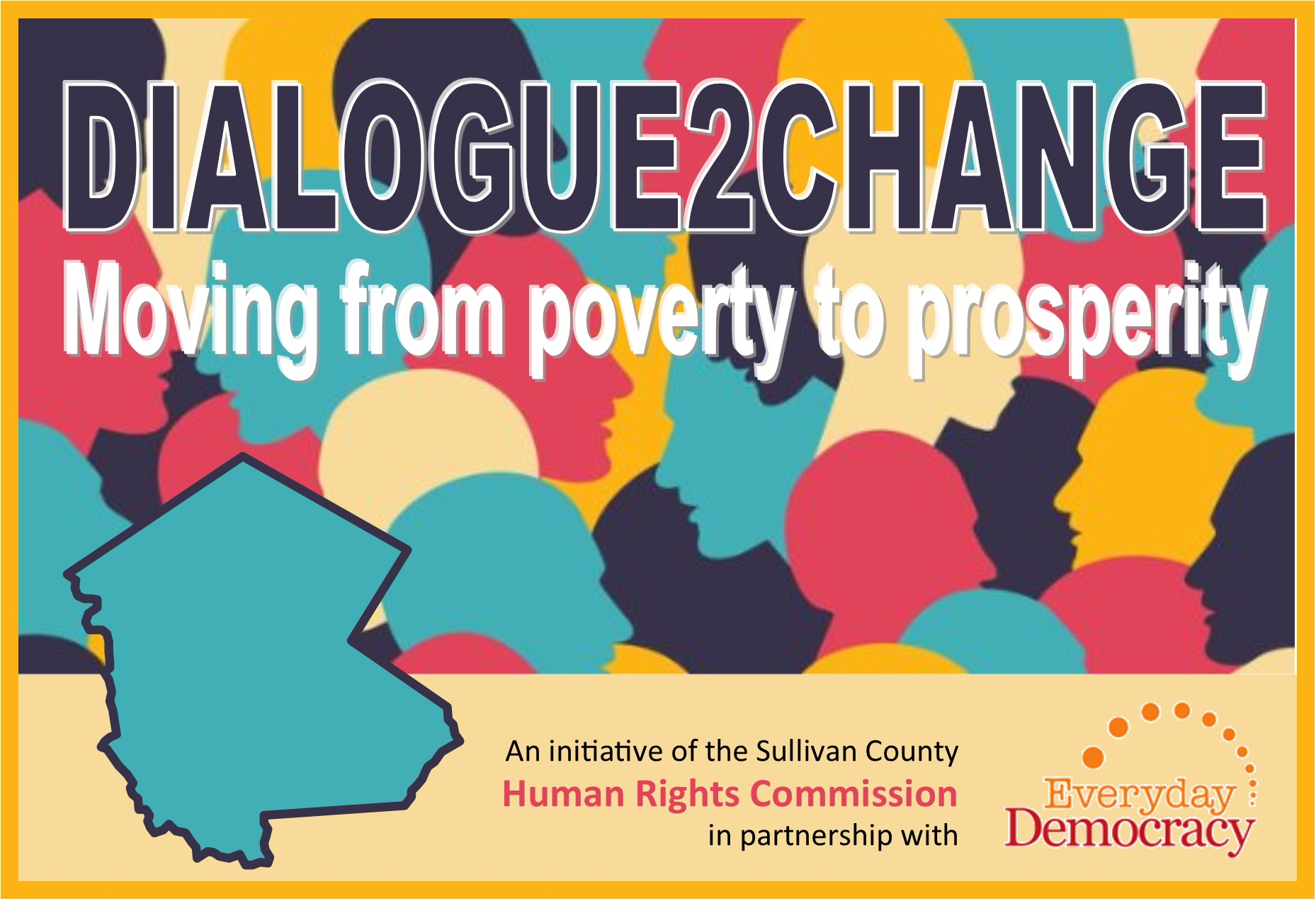 Dialogue 2 Change - Moving from poverty to prosperity
