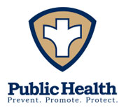 public health logo  prevent promote  protect