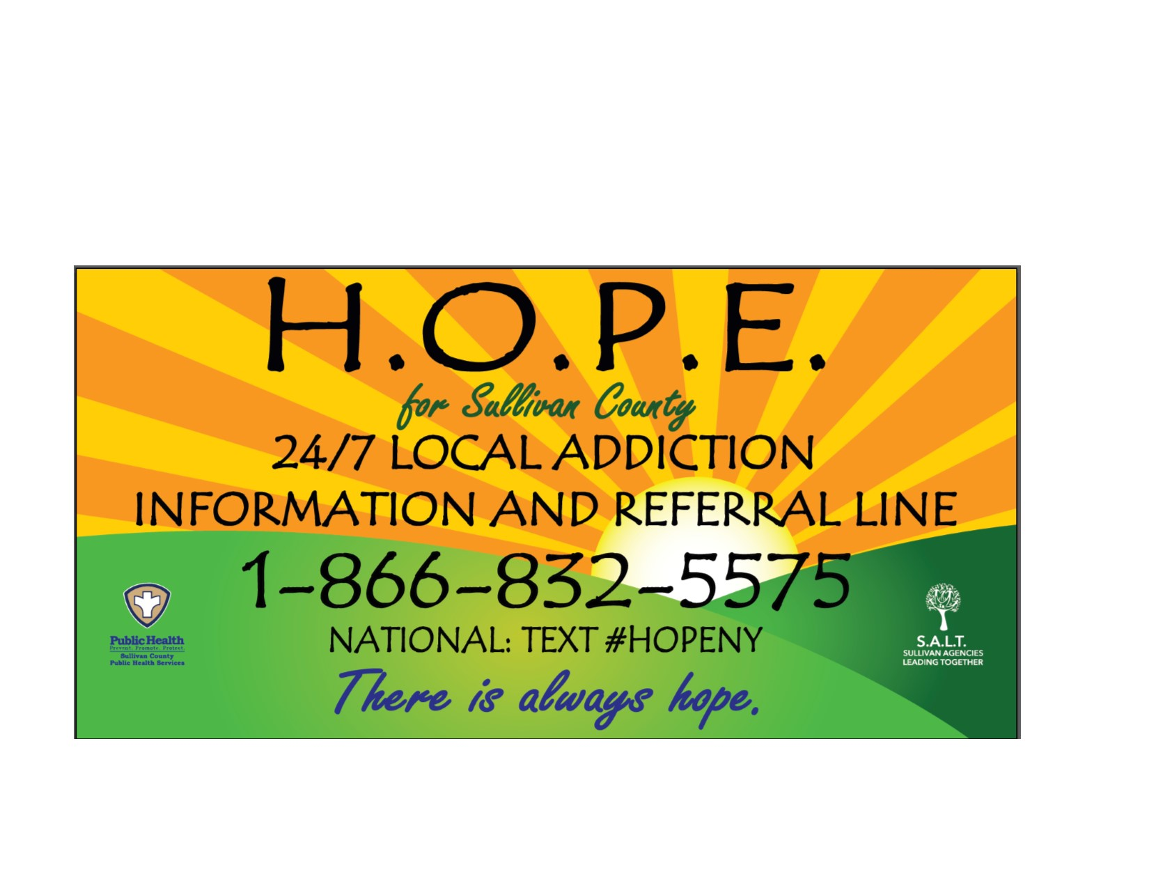 Addiction Referral Line