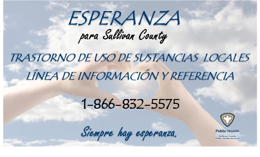 Hotline Card Espanol