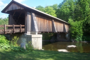 Livingstone Manor Covered Bridge