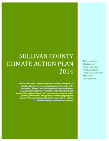 Sullivan County Climate Action Plan
