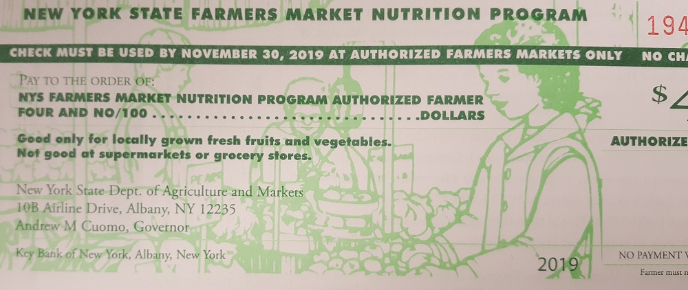 Farmer's Market Coupon image